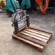 Used Forklift Attachments for sale - Forks Rotating Class 2