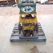 Hire Indeco Rollers & Compactors - Compaction Plate for Hire