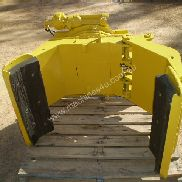 Used Forklift Attachments for sale - Rotating clamp CL1