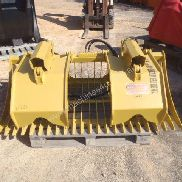 New Loader Attachments for sale - Grapple Bucket GB6