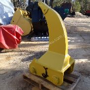 Hire Jaws Excavator Attachments - Ripper Jaws 20-30 Ton