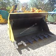 Used Jaws Excavator Attachments for sale - Loader Bucket JAWS