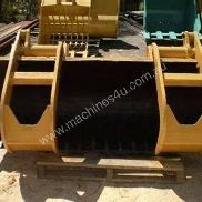 Used Jaws Excavator Attachments for sale - Jaws Grapple Bucket