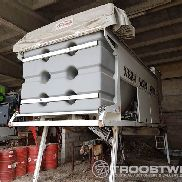CMF Mobile mixing unit for cold aggregate