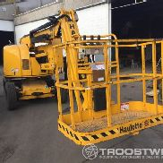articulated telescopic boom lift