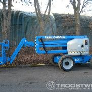 articulated boom lift 16.05 meters.
