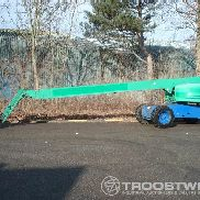 articulated boom lift 27,90 m.