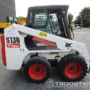 skid-steer loader