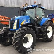 New Holland T 8030 4WD SA