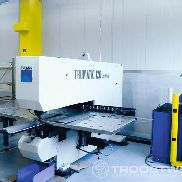 Trumpf Trumatic TC 120 rotation