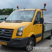 Volkswagen Crafter 35 pick up ec l3 120 kw euro5