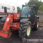 Manitou mlt 526 turbo