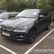 BMW X6 Xdrive guidare 35D