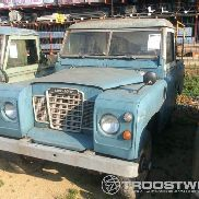 Land rover 88 pick up