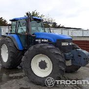 FORD - NEW HOLLAND 8260 DT