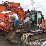 Hitachi ZX 135 US 3