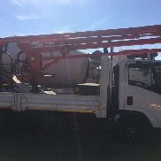Isuzu Cherry Picker NPR 400 AMT Truck