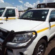 Toyota Toyota Hilux 4x4 Pick-up Bakkie LDVs & panel vans