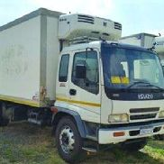 Isuzu FTR 800 fridge Unit Thermoking MD 200- Truck