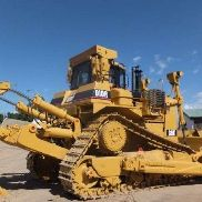 Bulldozers Caterpillar D10R