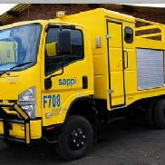 Isuzu Other NEW NPS 300 4x4 Truck