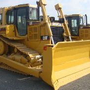 De Caterpillar D6T Bulldozers