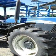 Tracteurs New Holland 8030
