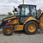 Caterpillar 422 E TLBs