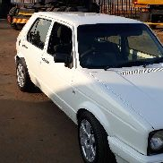 VW GOLF FOR SALE LDVs & panel vans