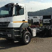 Mercedes Benz 3340 Rigid Truck-Tractor