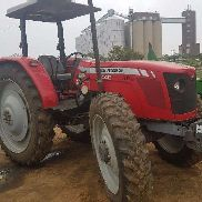 Massey Ferguson 440 - 4x4 - High Clearance Tractors