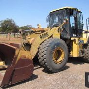 Caterpillar CAT 950G FRONT END LOADER #CAT0950GA8JW00514 Loaders