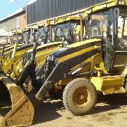 Caterpillar 428E TLBs