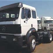 Mercedes Benz 2535 2635 Powerliners Truck-Tractor