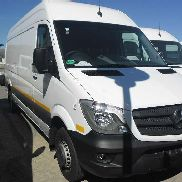 Mercedes Benz Sprinter 519CDI Panel Van LDVs & panel vans