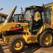 Caterpillar Cat 422E 4x4 TLB TLBs