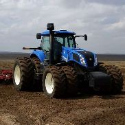 New Holland T8390 Traktoren