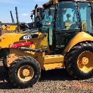 Caterpillar 422E TLBs