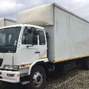 Nissan Closed body 2010 Nissan UD90 Truck