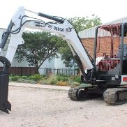 Bobcat 331 Mini Excavator Excavators