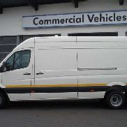 VW Crafter 50 LWB 80 kW Panel Van LDVs & panel vans