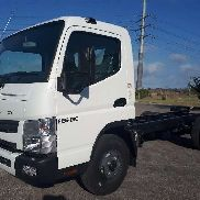 Fuso Chassis cab Canter FE6-130 Truck