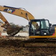 Caterpillar 320D Excavators