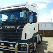 Scania R500- Truck-Tractor