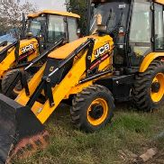 JCB 3DX 4x4 Backhoe Loader TLB TLBs