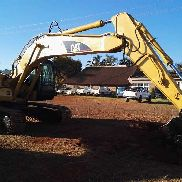 Caterpillar 320C Excavators