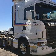 Scania double axle 2013 Scania R620 Truck-Tractor