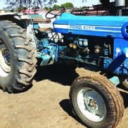 Ford 6600 Tractores