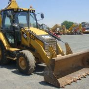Caterpillar 428 F TLBs