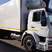 MAN Fridge truck CLA15 220 Truck